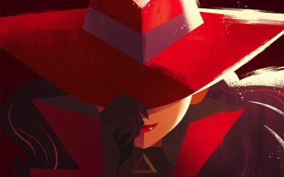 Il 18 gennaio torna Carmen Sandiego