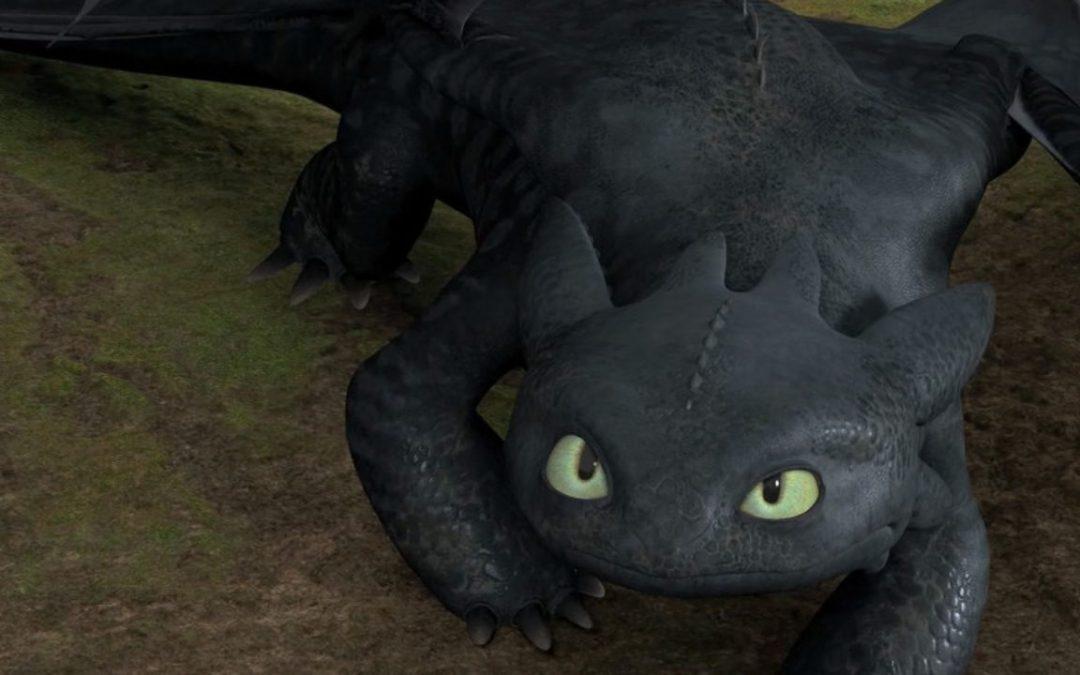 #IoRestoACasa e faccio scorpacciate di cartoni: Dragon Trainer