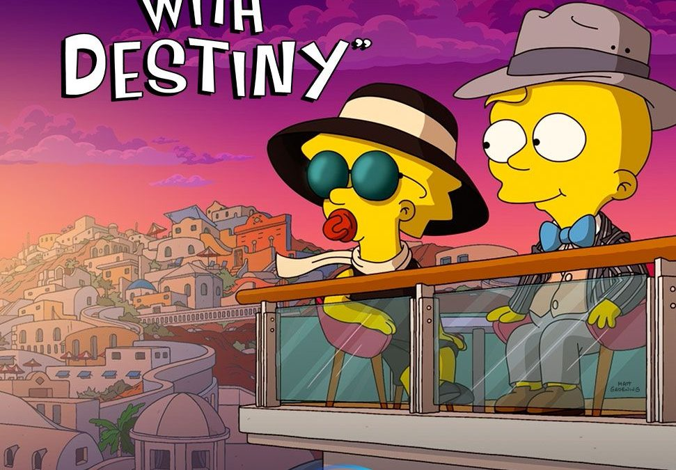 Maggie Simpson in 'Playdate with Destiny' da oggi su Disney+