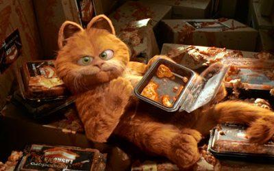 #IoRestoACasa e faccio scorpacciate di cartoni: Garfield