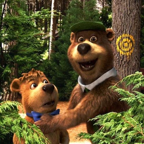 #IoRestoACasa e faccio scorpacciate di cartoni: L'Orso Yoghi