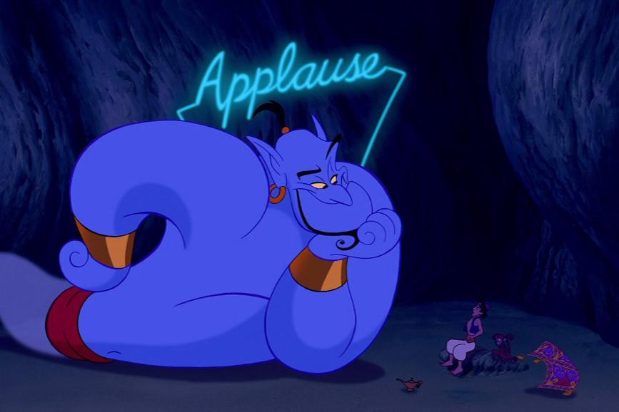 """Ci mancherà """"Un amico come te"""": addio a Gigi Proietti indimenticabile voce del Genio di Aladdin"""